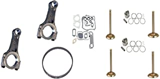 Nivel EZ GO Golf CART Engine Rebuild KIT & GASKETS 295CC Robins Engine 1996-2002 with .25MM OS Piston. Lower 48 US States!