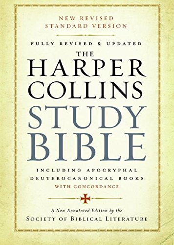 Compare Textbook Prices for The HarperCollins Study Bible: Fully Revised & Updated Revised, Updated Edition ISBN 9780060786854 by Attridge, Harold W.,Society of Biblical Literature