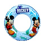 Disney Mickey Swimming Ring for Kids 3+ (60 cm)- Blue D702010-A