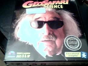 1997 Educational Insights GeoSafari Science #EI-9008 Platinum Edition CD-ROM For Windows/Macintosh EI-9008 Blister Package for Windows 95, Windows 3.1 or higher & Macintosh Multimedia Macintosh, 68030 or Higher (CD-ROM Disc)