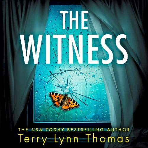 The Witness Audiobook By Terry Lynn Thomas cover art