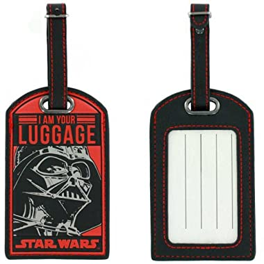 Star Wars I Am Your Luggage Darth Vader Luggage Tag