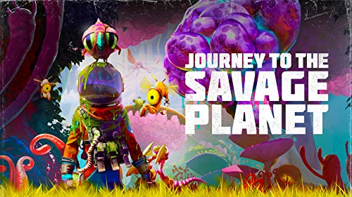 Journeytothesavageplanet-PS4(【Amazon.co.jp限定特典】オリジナル壁紙セット配信)