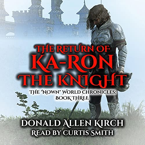 The Return of Ka-Ron the Knight cover art