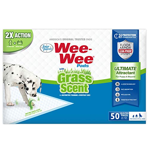 grass wee wee pads