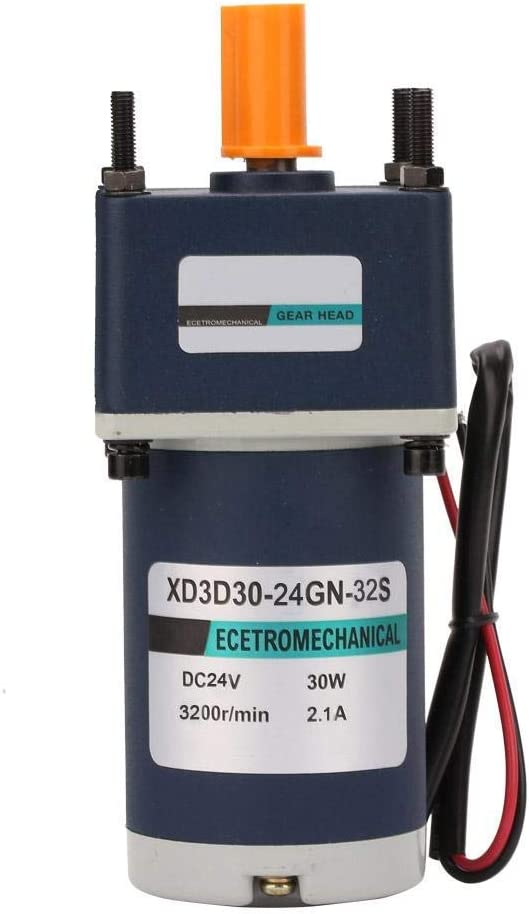 BINGFANG-W DC24V Ranking TOP14 30W Reduction XD3D30-24GN-32S Permanent Max 69% OFF Motor