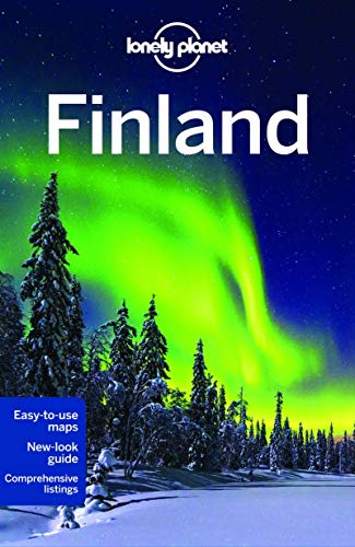 Lonely Planet Finland [Lingua Inglese]