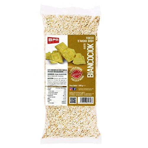 Bpr Nutrition Fiocco D'Avena Aromatizzato Biancociok - 1 Kg
