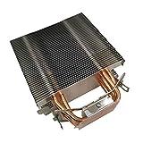 12cm CPU Cooler Without Fan 6 Heat Pipe Fanless CPU Heatsink for Intel
