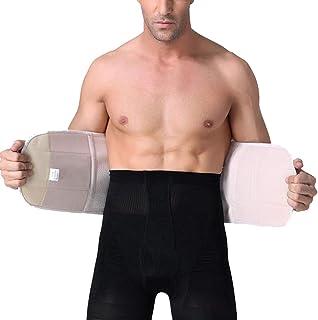 Men's Muscle Belt For Beer Belly Body Shaper Slimming Tummy Trimmer Waist