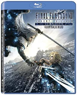 Final Fantasy VII: Advent Children [Blu-ray] (Bilingual) (B001WG750E) | Amazon price tracker / tracking, Amazon price history charts, Amazon price watches, Amazon price drop alerts