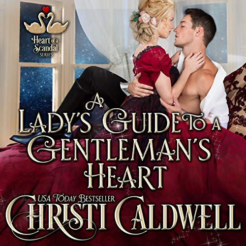Couverture de A Lady's Guide to a Gentleman's Heart