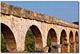 WEILONG.co España Acueducto romano Tarragona Rompecabezas para adultos Niños 1000 piezas Juego de...