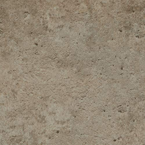 Vinylboden PVC Bodenbelag | Steinoptik Betonoptik hell-grau | 200, 300 und 400 cm Breite | Meterware | Variante: 2,5 x 4m