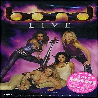 Bond Live at the Royal Albert Hall