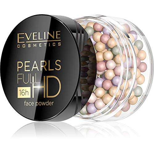 Pearls FULL HD Gesichts Puder - CC Pearls, 15 g