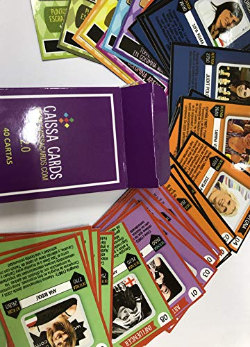 Desconocido Caissa Cards 2.0