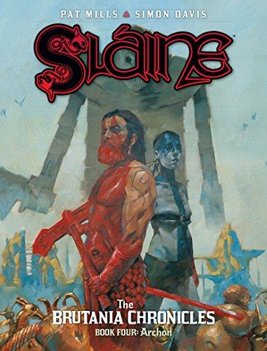 Sláine: The Brutania Chronicles Book Four (English Edition)