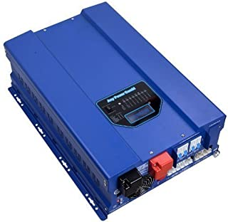 Best inverter charger with solar input Reviews