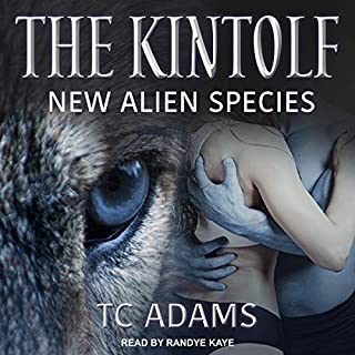 The Kintolf     New Alien Species              Written by:                                                                                                                                 TC Adams                               Narrated by:                                                                                                                                 Justine O. Keef                      Length: 4 hrs and 43 mins     Not rated yet     Overall 0.0