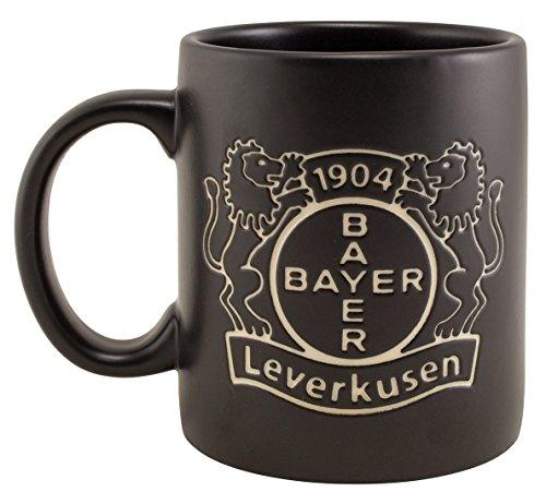 Bayer Leverkusen Tasse Prägung
