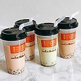 東風茶 タピオカミルクティー4種セット(紅茶・烏龍・ジャスミン・抹茶)
