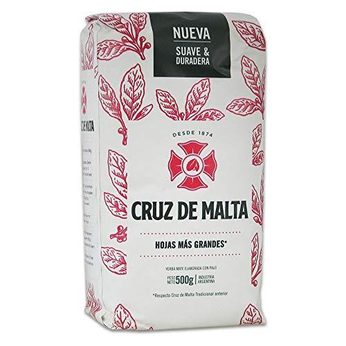 Mate Tee Cruz de Malta - 500g