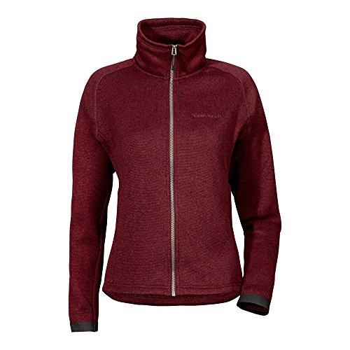 Didriksons Cleo Women's Jacket - Fleecejacke, Größe_Bekleidung_NR:38, Farbe:Old Rust