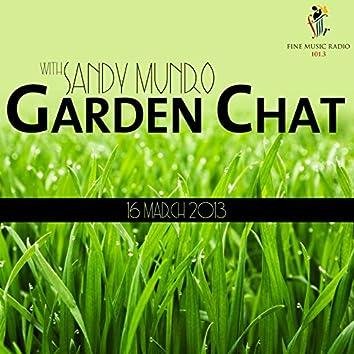 Garden Chat (16 March 2013)