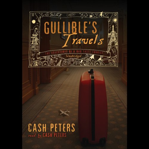 Gullible's Travels audiobook cover art