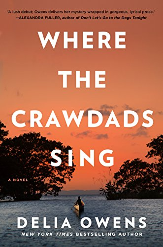 Compare Textbook Prices for Where the Crawdads Sing Later Printing Edition ISBN 9780735219090 by Owens, Delia