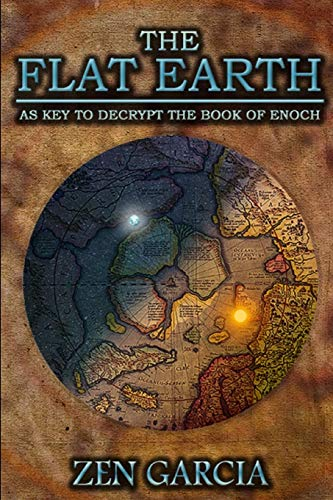 A terra plana como chave para decodificar o livro de enoque