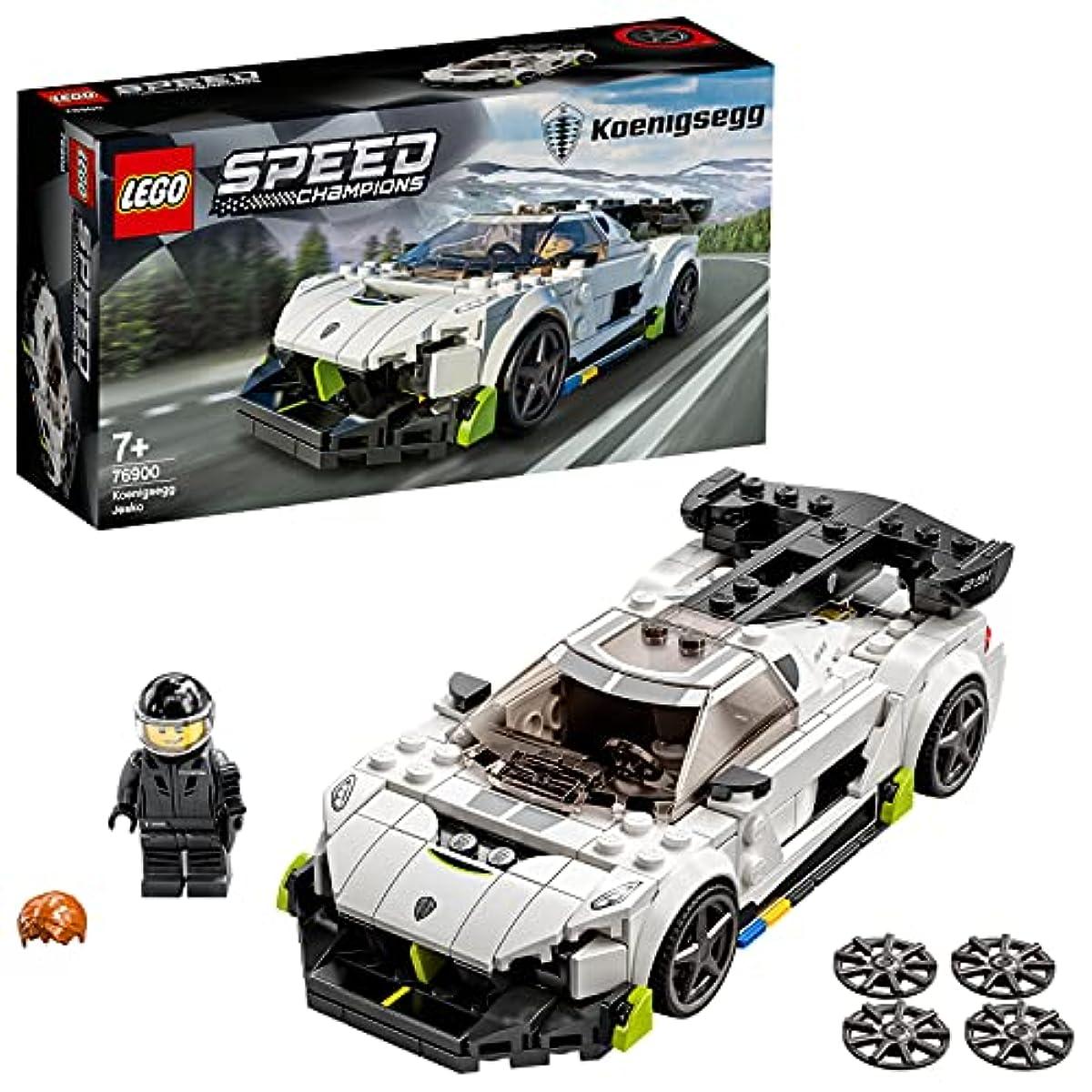 [해외] 레고(LEGO) 스피드 챔피언 코닉세그 제스코 76900