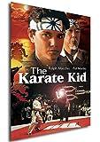 Instabuy Poster Karate Kid Vintage Theaterplakat- A3 (42x30