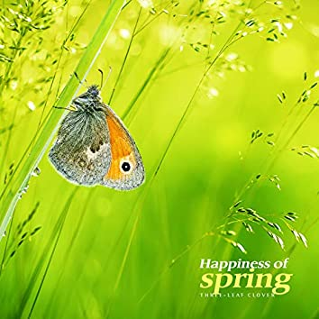 The happiness that spring brings