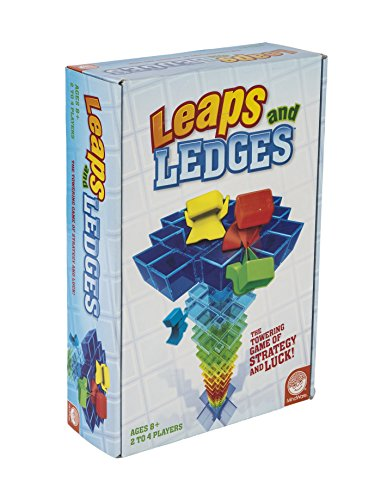 Leaps and Ledges Game