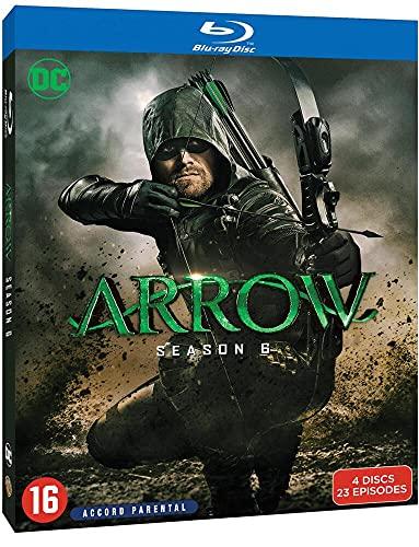 Arrow-Saison 6 [Blu-Ray]