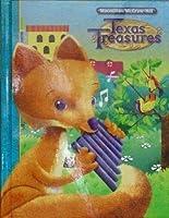Texas Treasure Macmillan/McGraw-Hill Online Interactive Student Book A Reading/Language Arts Program 2.1 (2.1) 0022000232 Book Cover