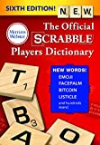 The Official Scrabble Players Dictionary, Sixth Ed. (Jacketed Hardcover) 2018 Copyright