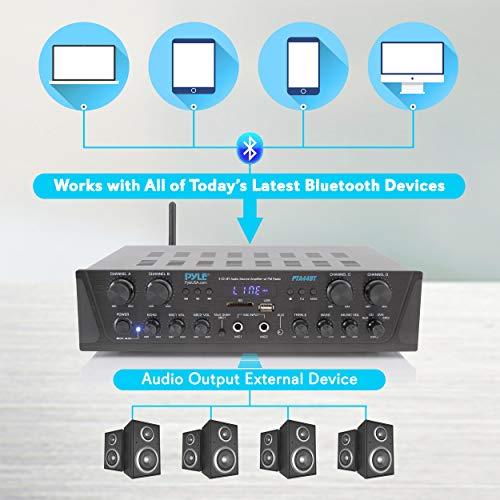 Product Image 6: 500W Karaoke Wireless Bluetooth Amplifier
