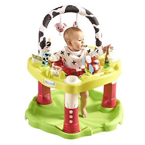 ExerSaucer Activity Center, Mega Playful Pastures
