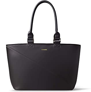 Corkcicle Cooler - Virginia Tote - Black