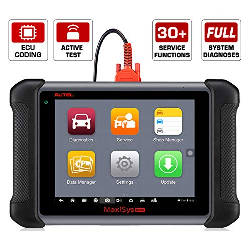 Find Bargain Autel MaxiSys MS906 Automotive Diagnostic Scanner with Bi-Directional Control, Key Fob ...