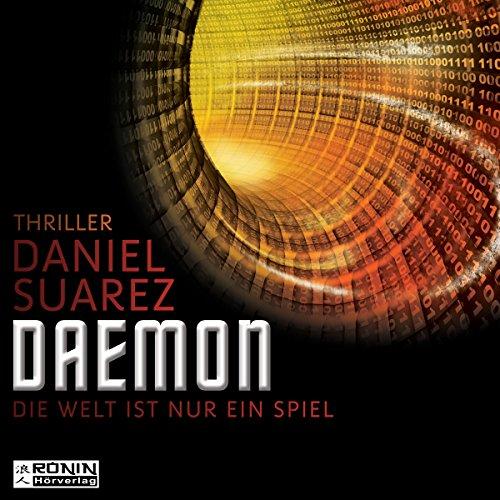 Daemon - Die Welt ist nur ein Spiel audiobook cover art