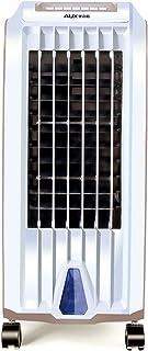 Verdunstungskühler Liten luftkylare med fjärrkontroll, bärbar 3 hastigheter, fläkt och luftrenare 2 i-1, liten personlig l...