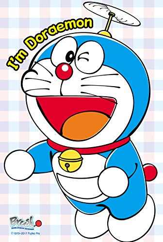 Puzzle Life Bambú de Doraemon helicóptero - Fujiko Fujio - 108 Mini Jigsaw Rompecabezas