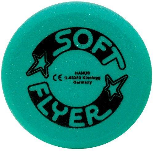 VOLLEY Schaumstoff-Frisbee Soft Saucer unbeschichtet, ø 25 cm
