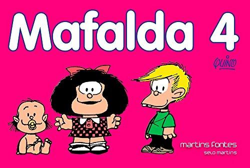 Mafalda - Mafalda Nova - Volume - 4
