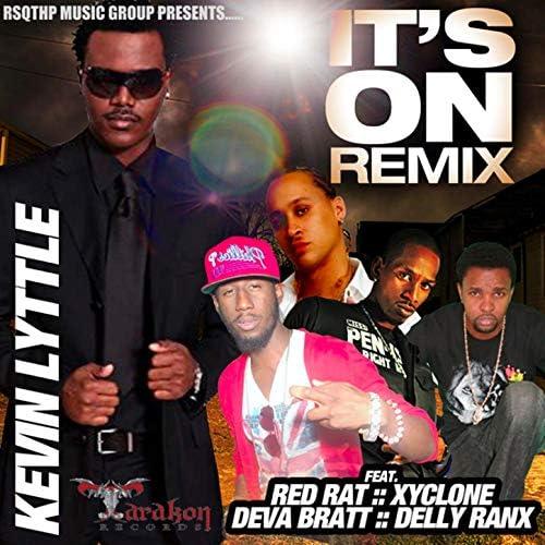Kevin Lyttle feat. Red Rat, Deva Bratt, Xyclone & Delly Ranx