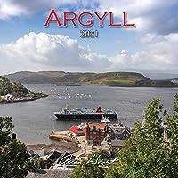 Lyrical Scotland 2021 Argyll Calendar
